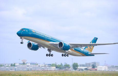 Vietnam Airlines cung ung 1,6 trieu ghe bay dip Tet Nguyen dan - Anh 1