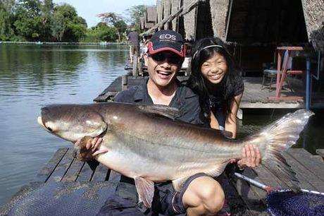Trai nghiem cau ca 'khung' o Thai Lan - Anh 3