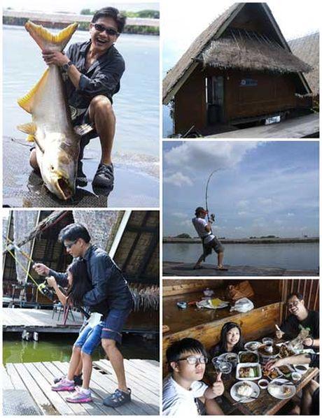 Trai nghiem cau ca 'khung' o Thai Lan - Anh 4