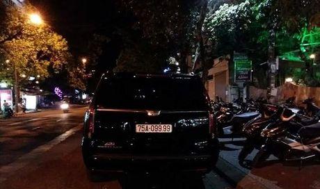 Hang loat sieu xe bien 'khung' cua dai gia Hue vao tam ngam - Anh 1