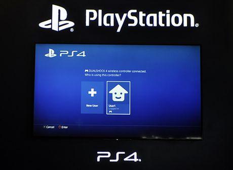 Anh thuc te may choi game PlayStation 4 moi va tay cam khong day - Anh 6