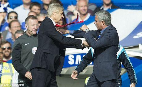 Arsene Wenger noi gi khi bi coi la 'ke that bai' truoc Jose Mourinho? - Anh 1