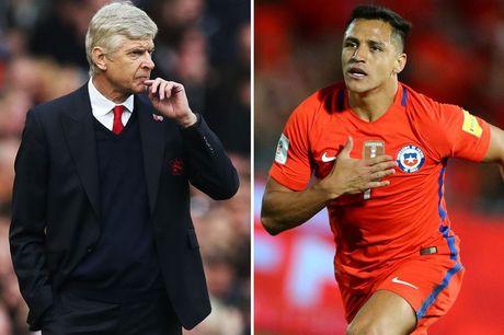Cai loi Arsenal, Sanchez lam Wenger run ray - Anh 1
