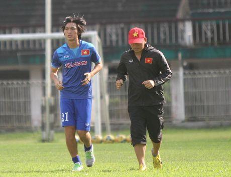 CHINH THUC: Tuan Anh, Quang Huy chia tay AFF Cup 2016 - Anh 1