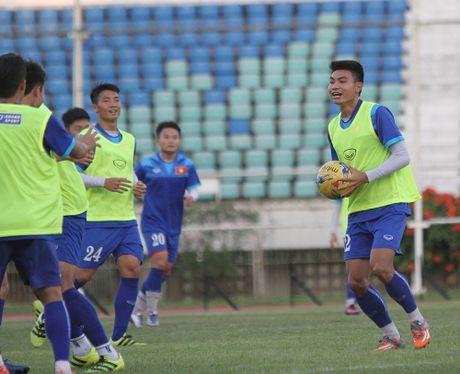 CHINH THUC: Tuan Anh, Quang Huy chia tay AFF Cup 2016 - Anh 2