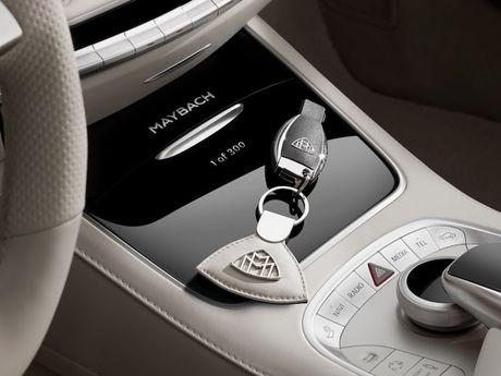 Mui tran 'sang chanh' nhat The gioi - Mercedes Maybach S650 - Anh 10