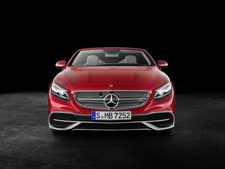 Mui tran 'sang chanh' nhat The gioi - Mercedes Maybach S650 - Anh 2