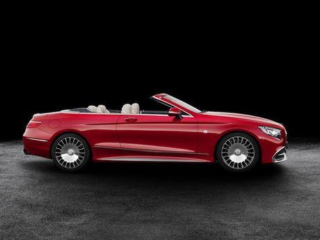 Mui tran 'sang chanh' nhat The gioi - Mercedes Maybach S650 - Anh 3