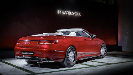 Mui tran 'sang chanh' nhat The gioi - Mercedes Maybach S650 - Anh 4