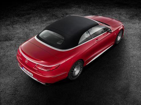 Mui tran 'sang chanh' nhat The gioi - Mercedes Maybach S650 - Anh 5