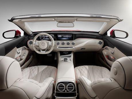 Mui tran 'sang chanh' nhat The gioi - Mercedes Maybach S650 - Anh 6