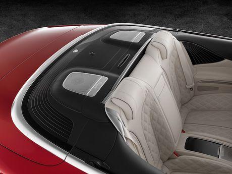 Mui tran 'sang chanh' nhat The gioi - Mercedes Maybach S650 - Anh 7