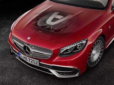 Mui tran 'sang chanh' nhat The gioi - Mercedes Maybach S650 - Anh 8