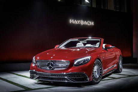 Mui tran 'sang chanh' nhat The gioi - Mercedes Maybach S650 - Anh 9