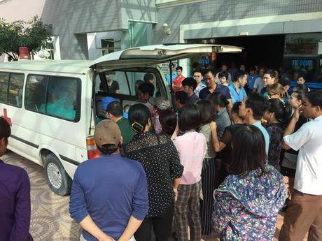 Vu no tram bien ap tai Ha Noi: Mot nan nhan da tu vong - Anh 2