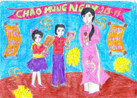 Nhung bai tho hay va y nghia mung ngay Nha giao Viet Nam 20/11 - Anh 3