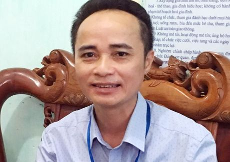 Nguoi thay co duyen voi giao duc huong nghiep - Anh 1