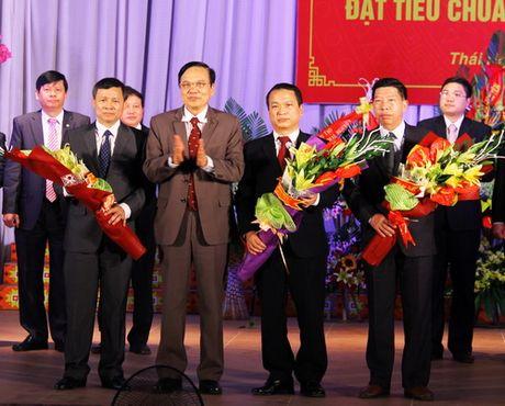 Dai hoc Thai Nguyen to chuc Le ky niem Ngay Nha giao Viet Nam - Anh 1
