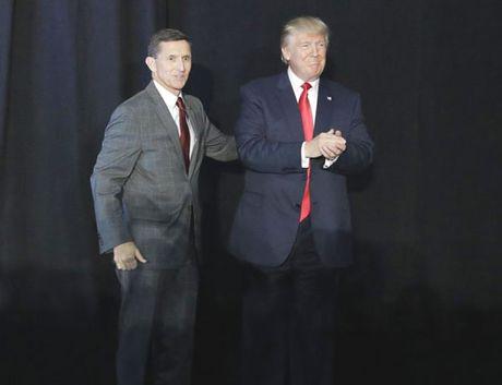 Ong Trump chon pho tuong lam Co van An ninh quoc gia - Anh 1