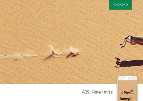 OPPO A37 co nguoi ke nhiem - Anh 4