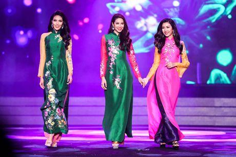 Choang ngop voi dan hoa hau, ca si tham gia Duyen dang Viet Nam 28 - Anh 1