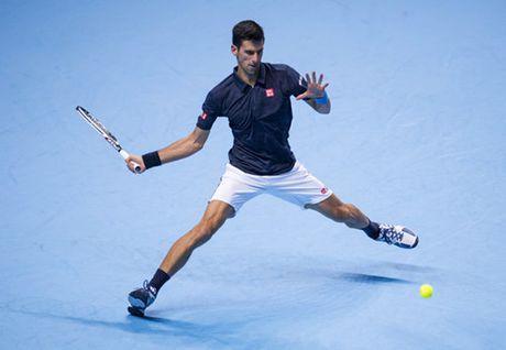 Raonic theo chan Djokovic vao ban ket ATP World Tour Finals - Anh 3