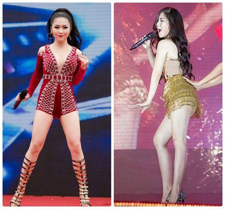 4 nam gia nhap showbiz va su thay doi chong mat cua Huong Tram - Anh 5