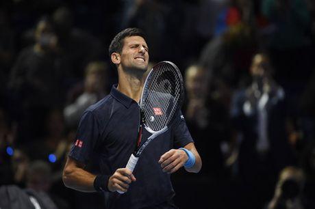 Raonic lan dau vao ban ket, Djokovic tro lai ngoi so 1 - Anh 6