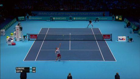 Raonic lan dau vao ban ket, Djokovic tro lai ngoi so 1 - Anh 7