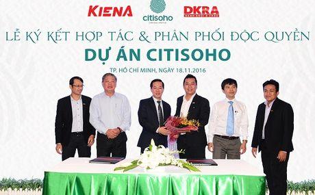 Danh Khoi A Chau phan phoi doc quyen du an Citisoho - Anh 1