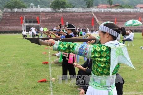 Ngay hoi Van hoa dan toc Mong toan quoc lan thu 2 tai Ha Giang - Anh 1