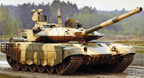 An Do 'voi va' mua tang T-90 tu Nga de doi pho voi Pakistan - Anh 1