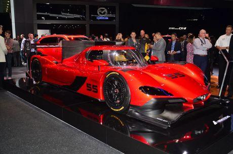 An tuong voi mau xe dua 'cuc di' RT24-P cua Mazda - Anh 1