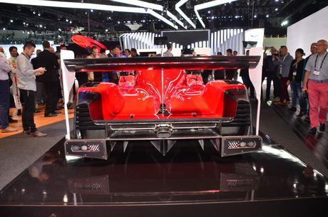 An tuong voi mau xe dua 'cuc di' RT24-P cua Mazda - Anh 3