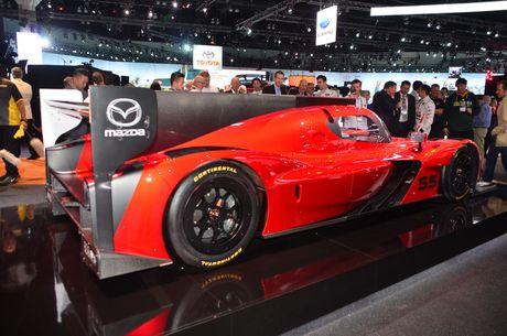 An tuong voi mau xe dua 'cuc di' RT24-P cua Mazda - Anh 5