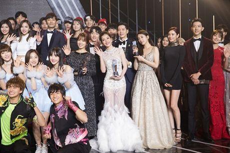 Sau Asia Artist Awards 2016, Chi Pu tra loi phong van dai KBS - Anh 3