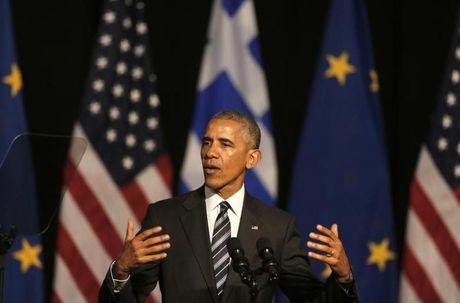 Tong thong Obama thua nhan Nga la 'sieu cuong quan su' - Anh 1