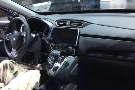 Honda CR-V 2017 chinh thuc lo dien - Anh 4