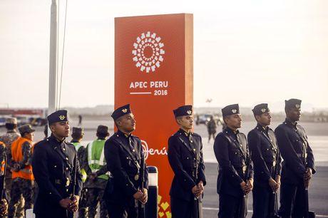 Chu tich nuoc Tran Dai Quang den Peru du Tuan le Cap cao APEC - Anh 2