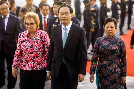 Chu tich nuoc Tran Dai Quang den Peru du Tuan le Cap cao APEC - Anh 4