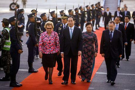 Chu tich nuoc Tran Dai Quang den Peru du Tuan le Cap cao APEC - Anh 5
