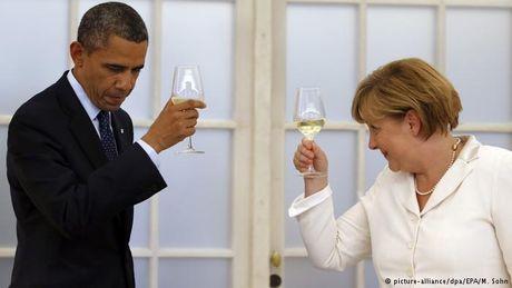 Obama roi chinh truong, ba Merkel se 'co don tren cao'? - Anh 2
