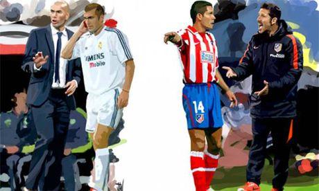 Truoc vong 12 Liga: Real dau Atletico va hanh dong cua Barca - Anh 2