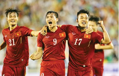 Khoi tranh AFF Cup 2016: Co hoi nao cho Tuyen Viet Nam? - Anh 1
