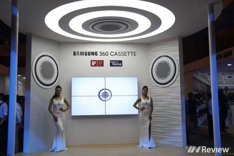 Samsung Viet Nam ra mat giai phap dieu hoa khong khi toan dien cho doanh nghiep - Anh 1