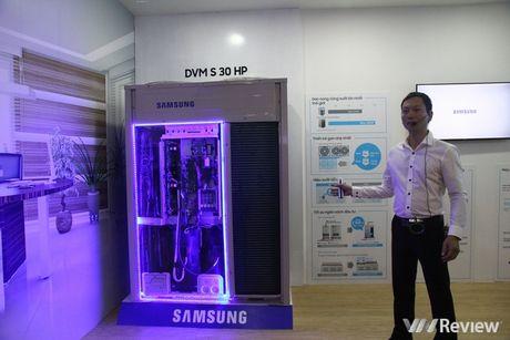 Samsung Viet Nam ra mat giai phap dieu hoa khong khi toan dien cho doanh nghiep - Anh 4