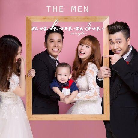 Le Hoang (The Men) danh ca khuc moi toanh de cau hon ban gai - Anh 1