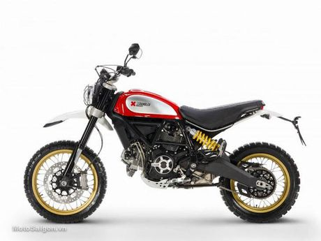 Ducati Scrambler them 2 phien ban gay tranh cai - Anh 3