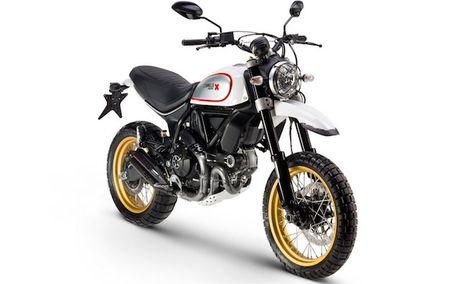 Ducati Scrambler them 2 phien ban gay tranh cai - Anh 4