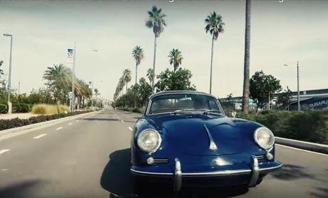 Cam hung 1 trieu dam tren Porsche 356 - Anh 1